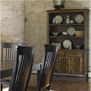 Thomasville® Color Café - Custom Dining <B>Customizable</B> China Cabinet