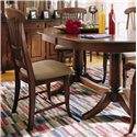 Thomasville® Color Café - Custom Dining <B>Customizable</B> Side Chair - Item Number: 0562