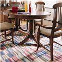 Thomasville® Color Café - Custom Dining <b>Customizable</B> Arm Chair - Item Number: 0563