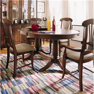 Thomasville® Color Café - Custom Dining <B>Customizable</B> Table and Chair Set