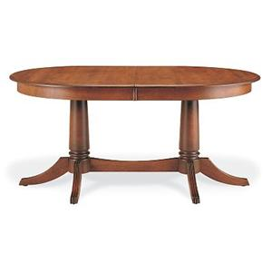 Thomasville® Color Café - Custom Dining <B>Customizable</b> Oval Table