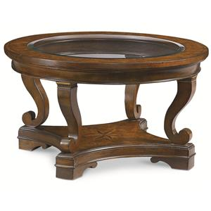 Thomasville® Deschanel Round Cocktail Table
