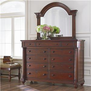 Thomasville® Fredericksburg Dresser and Mirror Combination