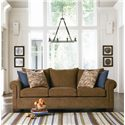 Thomasville® Fremont  3-Seat Stationary Sofa - Shown in Room Setting