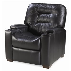 Thomasville® Leather Choices - Latham Leather Select Media Recliner