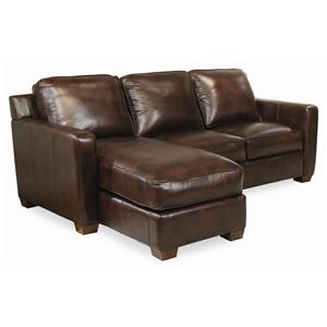 Thomasville® Leather Choices - Metro Leather Select Sectional