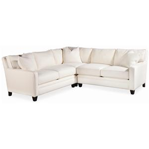 Thomasville® Mercer Series 3-Piece Sectional