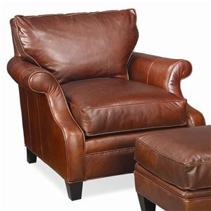 Thomasville® Mercer Series Leather Chair