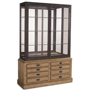 Thomasville® Reinventions Visualite Display Cabinet