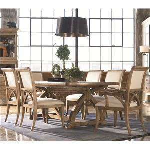 Thomasville® Reinventions 7 Piece Dining Set