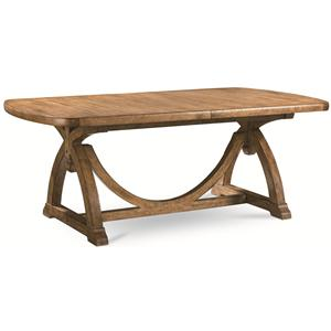 Thomasville® Reinventions Pacifiic Trestle Dining Table