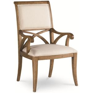 Thomasville® Reinventions Pacific Upholstered Arm Chair