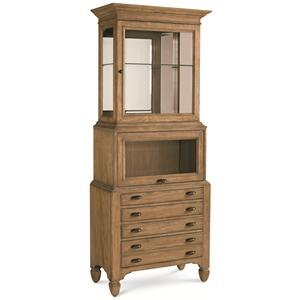 Thomasville® Reinventions Reliance Pharmacy Bar Cabinet