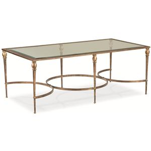 Thomasville® Stiletto Rectangular Cocktail Table
