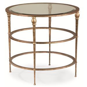 Thomasville® Stiletto Round Lamp Table