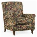 Thomasville® Upholstered Chairs and Ottomans Solitaire Chair - Item Number: 1057 15