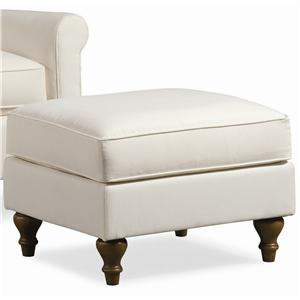 Thomasville® Upholstered Chairs and Ottomans Solitaire Ottoman