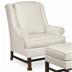 Thomasville® Upholstered Chairs and Ottomans Jamison Chair