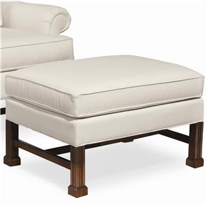 Thomasville® Upholstered Chairs and Ottomans Jamison Ottoman