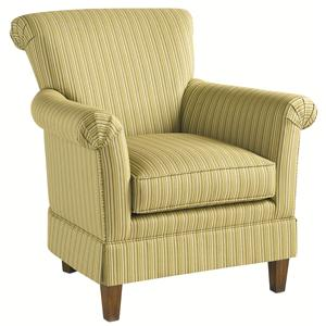 Thomasville® Upholstered Chairs and Ottomans Lucille Chair