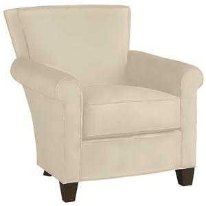 Thomasville® Upholstered Chairs and Ottomans Sable Chair