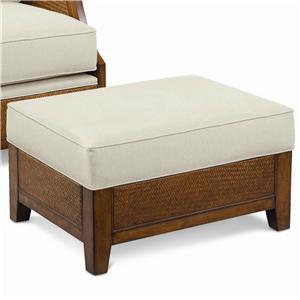 Thomasville® Upholstered Accents Tortola Ottoman