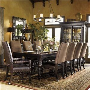 Tommy Bahama Home Kingstown 5Pc Dining Room