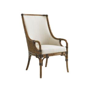 Tommy Bahama Home Bali Hai Marabella Upholstered Arm Chair
