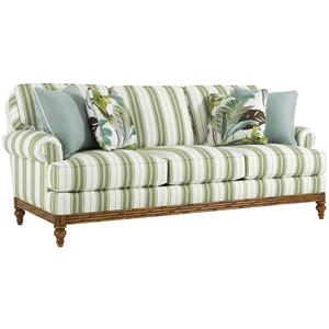 Tommy Bahama Home Beach House Golden Isle Sofa
