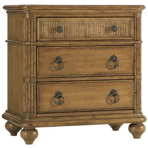 Tommy Bahama Home Beach House Delray Nightstand