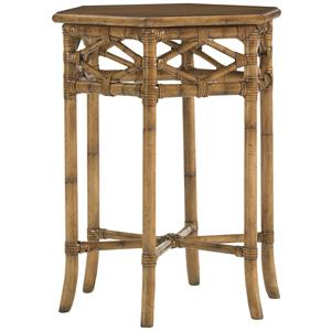 Tommy Bahama Home Beach House Coral Springs Accent Table