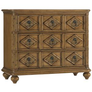 Tommy Bahama Home Beach House Tarpon Springs Hall Chest