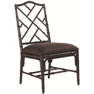 Tommy Bahama Home Island Estate <b>Customizable</b> Ceylon Side Chair