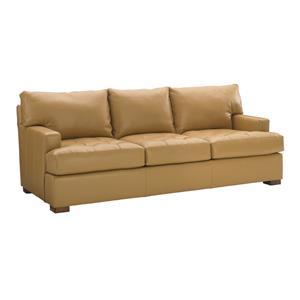 Tommy Bahama Home Island Fusion Osaka Leather Sofa
