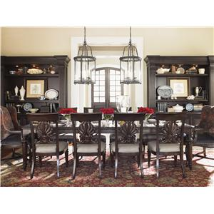 Tommy Bahama Home Island Traditions 11 Piece Dining Set