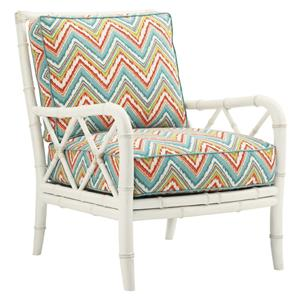 Tommy Bahama Home Ivory Key Heydon Chair