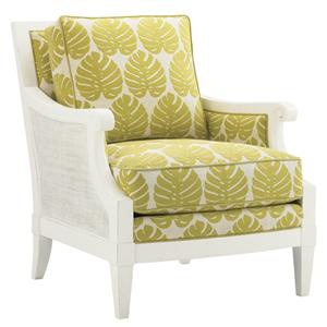 Tommy Bahama Home Ivory Key Marley Chair