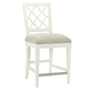 Tommy Bahama Home Ivory Key <b>Quickship </b> Newstead Counter Stool