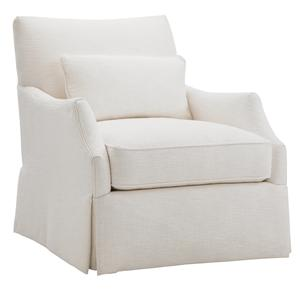 Tommy Bahama Home Ivory Key Crystal Caves Chair