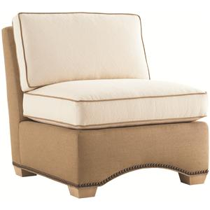 Tommy Bahama Home Road To Canberra Parkes Armless Chair