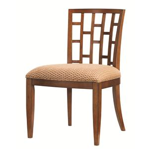 Tommy Bahama Home Ocean Club <b>Quick Ship</b> Lanai Side Chair