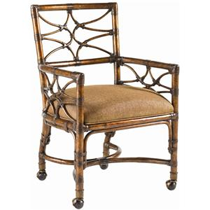 Tommy Bahama Home Royal Kahala Quick Ship Kahala Club Chair