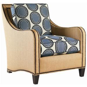 Tommy Bahama Home Royal Kahala Koko Chair