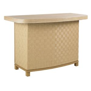 Tommy Bahama Outdoor Living Canberra Surf & Sand Outdoor Bar Counter