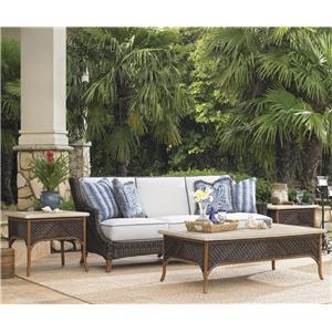 Tommy Bahama Outdoor Living Island Estate Lanai 4 Piece Patio Set