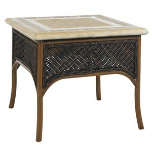 Tommy Bahama Outdoor Living Island Estate Lanai Outdoor Accent Table