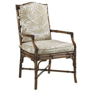 Tommy Bahama Outdoor Living Island Estate Veranda Outdoor Dining Arm Chair
