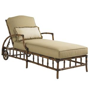 Tommy Bahama Outdoor Living Island Estate Veranda Outdoor Chaise Lounge