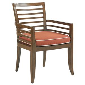 Tommy Bahama Outdoor Living Ocean Club Pacifica Dining Arm Chair