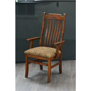 Trailway Wood Trailway Wood Trailway Wood Copper Canyon Arm Chair